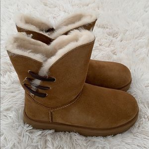 Authentic UGG Constantine chestnut  Boots